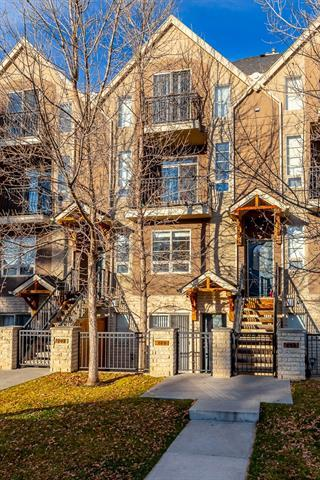 1728 35 Avenue SW #105, Calgary, AB T2T 2C9 (#C4216384) :: Canmore & Banff
