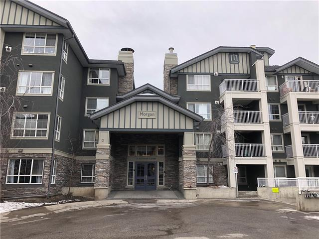 35 Richard Court SW #130, Calgary, AB T3E 7N9 (#C4216386) :: Tonkinson Real Estate Team