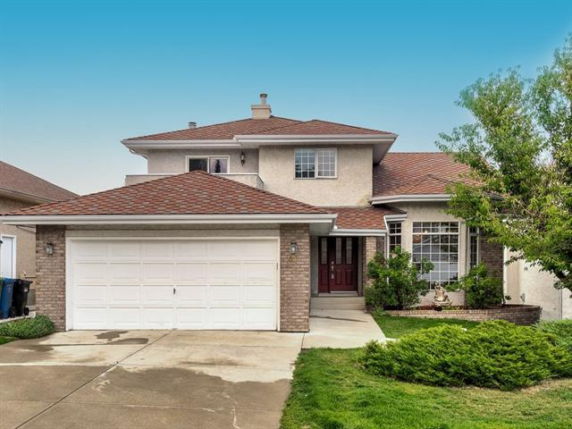 49 Sienna Hills Court SW, Calgary, AB T3H 2W3 (#C4216392) :: Canmore & Banff