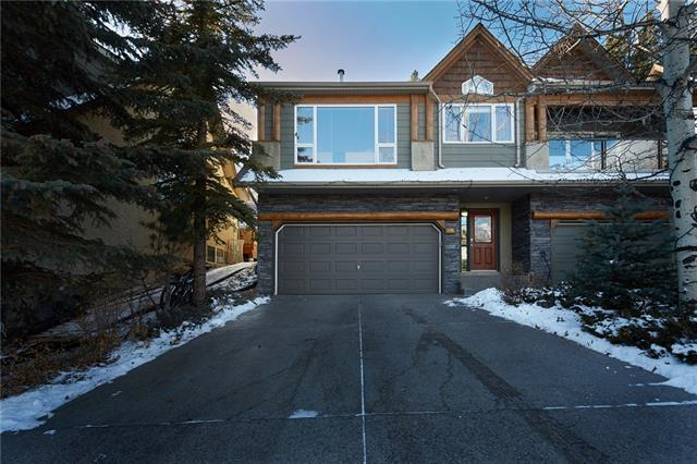 116 Morris, Canmore, AB T1W 2W6 (#C4216396) :: Your Calgary Real Estate