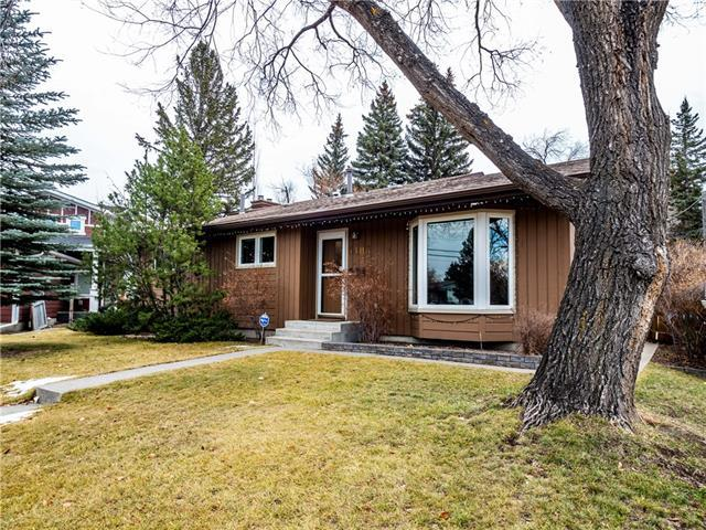 3408 Cardston Crescent NW, Calgary, AB T2L 0S6 (#C4216401) :: The Cliff Stevenson Group