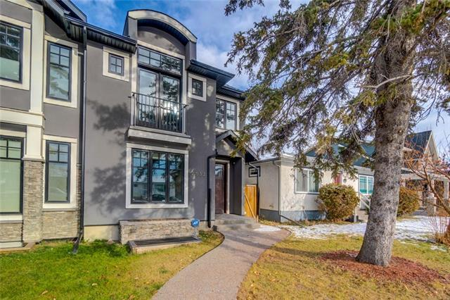 2632 3 Avenue NW, Calgary, AB T2N 0L5 (#C4216409) :: The Cliff Stevenson Group