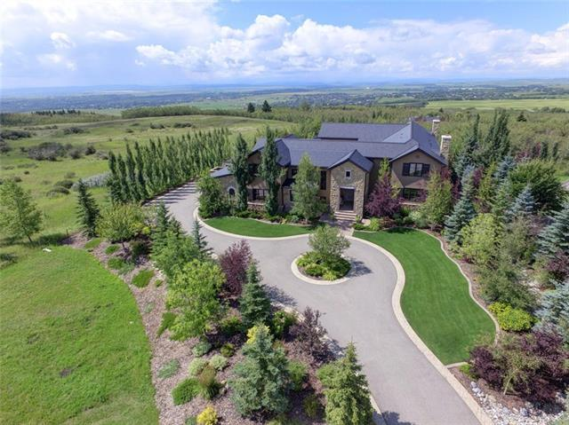 209 Pinnacle Ridge Place SW, Rural Rocky View County, AB T3Z 3N8 (#C4216431) :: Calgary Homefinders