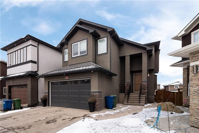 132 Baysprings Court SW, Airdrie, AB T4B 3X7 (#C4216436) :: Your Calgary Real Estate
