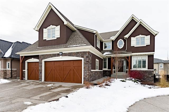60 Rockcliff Grove NW, Calgary, AB T3G 0C8 (#C4216443) :: Twin Lane Real Estate