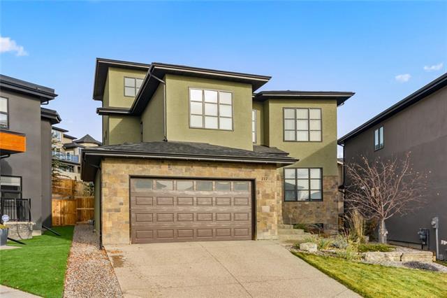 117 Elkton Way SW, Calgary, AB T3H 4Y9 (#C4216453) :: Your Calgary Real Estate