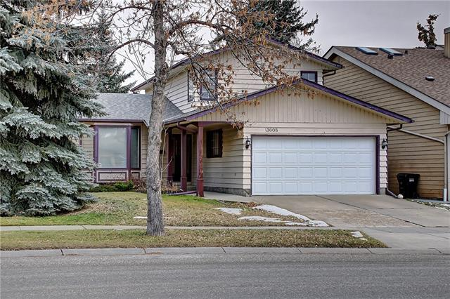 13608 Deer Run Boulevard SE, Calgary, AB T2J 6P1 (#C4216471) :: Calgary Homefinders
