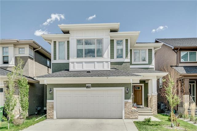 175 Aspen Summit View SW, Calgary, AB T3H 0V9 (#C4216496) :: The Cliff Stevenson Group
