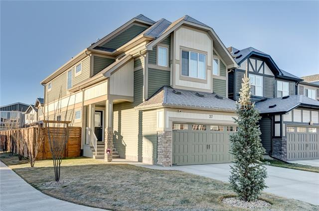 27 Walgrove Green SE, Calgary, AB T2X 2H8 (#C4216503) :: Your Calgary Real Estate