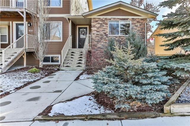 323 4 Avenue #111, Strathmore, AB T1P 1B5 (#C4217531) :: Calgary Homefinders