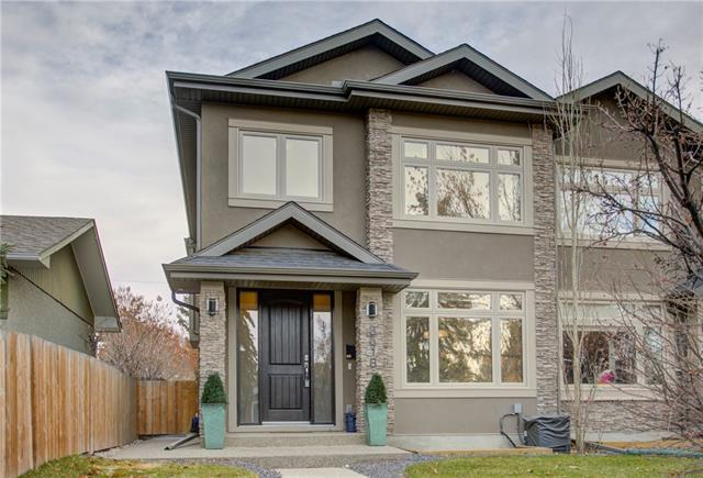 3518 41 Street SW, Calgary, AB T3E 3L5 (#C4217539) :: The Cliff Stevenson Group