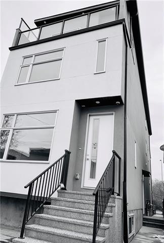 1632R 12 Avenue SW, Calgary, AB T3C 0R2 (#C4217541) :: Calgary Homefinders