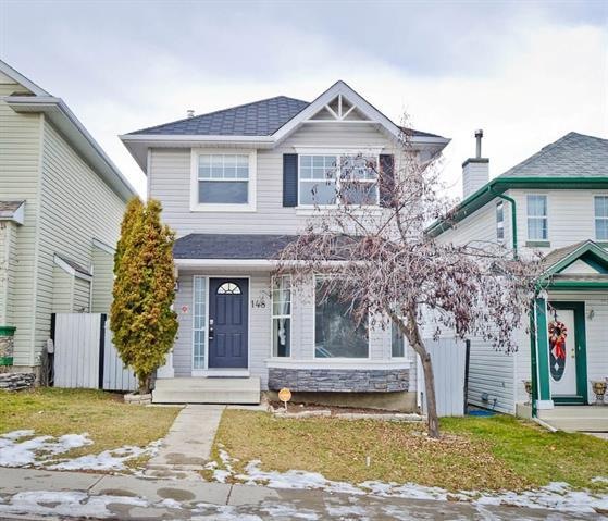 148 Bridlewood Crescent SW, Calgary, AB T2X 3K7 (#C4217543) :: Your Calgary Real Estate