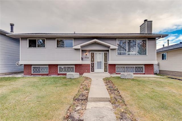 3908 Rundlehorn Drive NE, Calgary, AB T1Y 3J1 (#C4217564) :: Calgary Homefinders