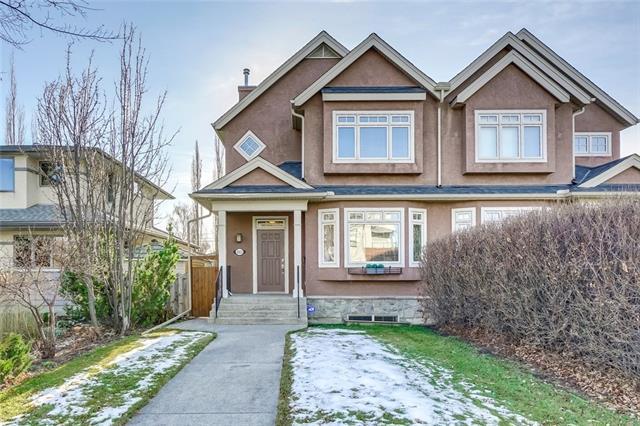 2423 27 Avenue NW, Calgary, AB T2M 2K1 (#C4217573) :: The Cliff Stevenson Group