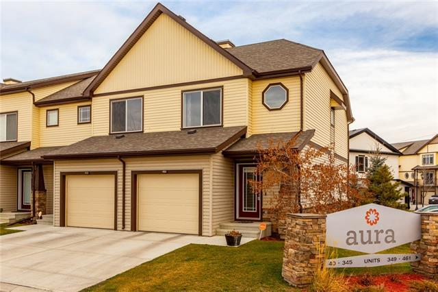 40 Copperpond Landing SE, Calgary, AB T2Z 1G6 (#C4217585) :: Canmore & Banff