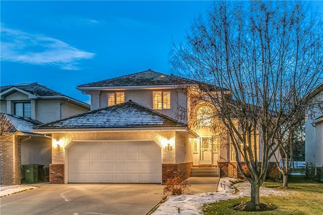 182 Woodpark Circle SW, Calgary, AB T2W 6G1 (#C4217587) :: The Cliff Stevenson Group
