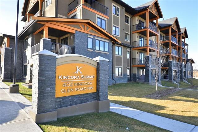 402 Kincora Glen Road NW #2216, Calgary, AB T3R 0V2 (#C4217610) :: Redline Real Estate Group Inc