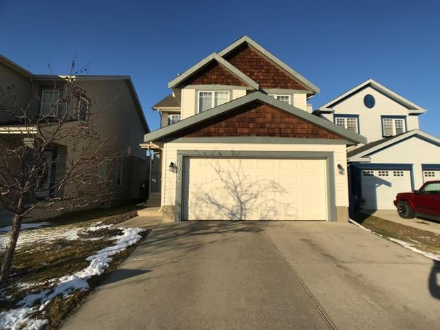 1044 Copperfield Boulevard SE, Calgary, AB T2Z 4X6 (#C4217613) :: Canmore & Banff