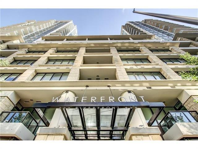 222 Riverfront Avenue SW #453, Calgary, AB T2P 0X2 (#C4217634) :: Redline Real Estate Group Inc