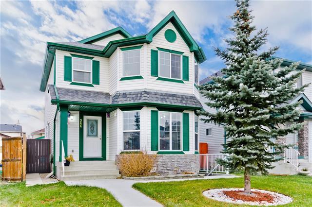 344 Taradale Drive NE, Calgary, AB  (#C4217639) :: Calgary Homefinders