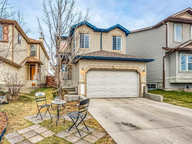 238 Covebrook Place NE, Calgary, AB T3K 0C8 (#C4217643) :: The Cliff Stevenson Group