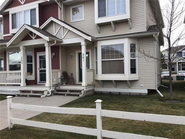 703 Luxstone Square SW #201, Airdrie, AB T4B 0A3 (#C4217647) :: Calgary Homefinders