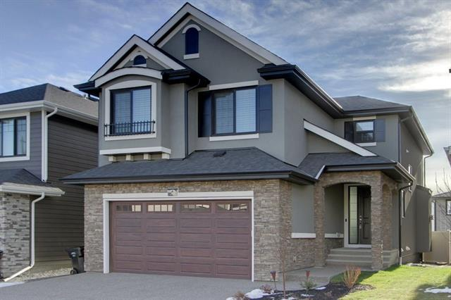 53 West Grove Way SW, Calgary, AB T3H 0S2 (#C4217654) :: Your Calgary Real Estate