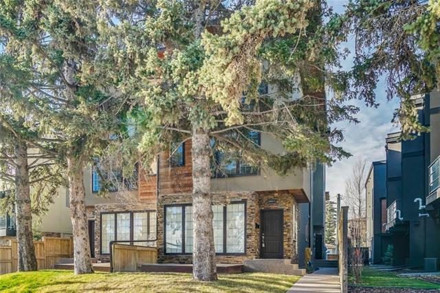 4207 Stanley Road SW #1, Calgary, AB  (#C4217655) :: Your Calgary Real Estate