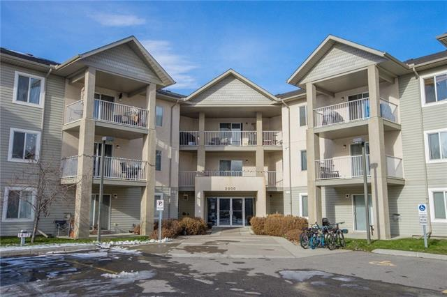 2000 Citadel Meadow Point(E) NW #110, Calgary, AB T3G 5N5 (#C4217656) :: Your Calgary Real Estate