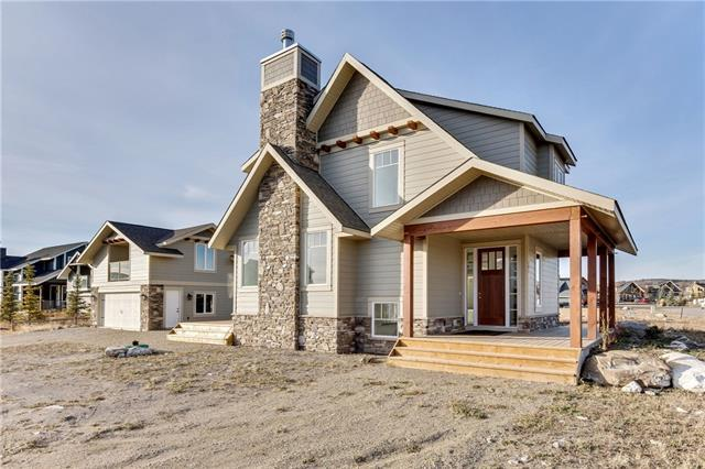 301 Cottageclub Green, Rural Rocky View County, AB T4C 1B1 (#C4217666) :: Redline Real Estate Group Inc
