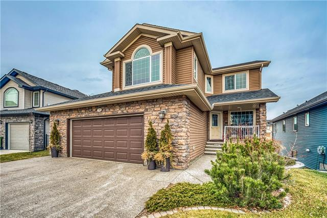 186 Topaz Gate, Chestermere, AB T1X 0E5 (#C4217668) :: The Cliff Stevenson Group