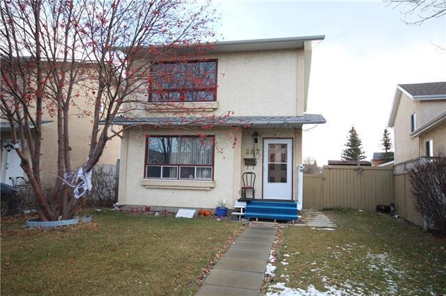 287 Martindale Boulevard NE, Calgary, AB T3J 2P2 (#C4217686) :: Calgary Homefinders
