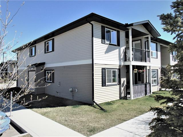 8 Bayside Place 306,, Strathmore, AB T1P 0E1 (#C4217687) :: Redline Real Estate Group Inc