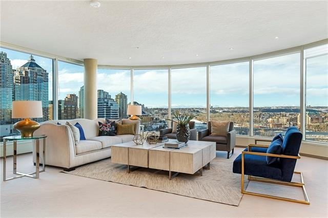 837 2 Avenue SW #1001, Calgary, AB T2P 0E6 (#C4217689) :: Redline Real Estate Group Inc