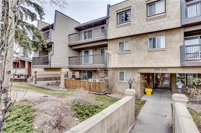 60 38A Avenue SW #402, Calgary, AB T2S 2Z9 (#C4217721) :: Redline Real Estate Group Inc