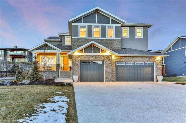 130 Hillside Terrace, Rural Rocky View County, AB T3C 0J5 (#C4217726) :: Canmore & Banff
