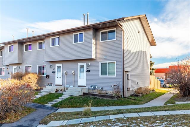 6020 Temple Drive NE #46, Calgary, AB T1Y 4R5 (#C4217760) :: Calgary Homefinders