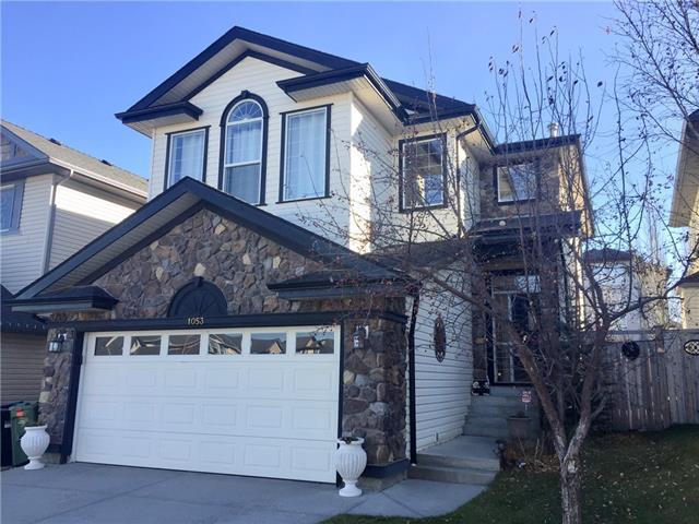 1053 Kincora Drive NW, Calgary, AB T3R 1R4 (#C4217803) :: Redline Real Estate Group Inc