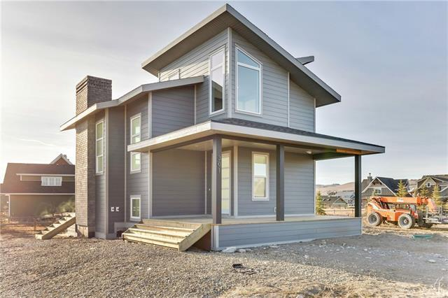 301 Cottageclub Link, Rural Rocky View County, AB T4C 1B1 (#C4217808) :: Redline Real Estate Group Inc