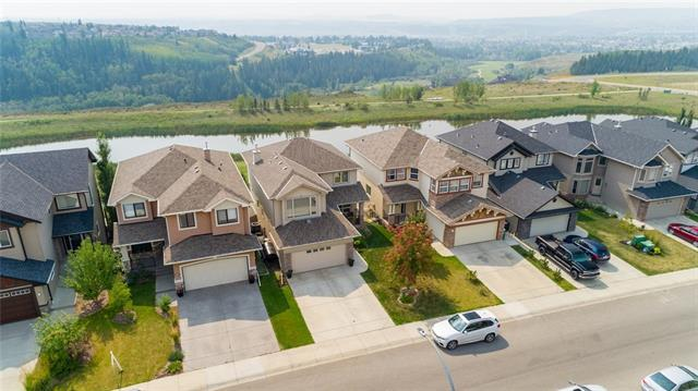 63 Sunset Point(E), Cochrane, AB T4C 0B4 (#C4217826) :: Calgary Homefinders