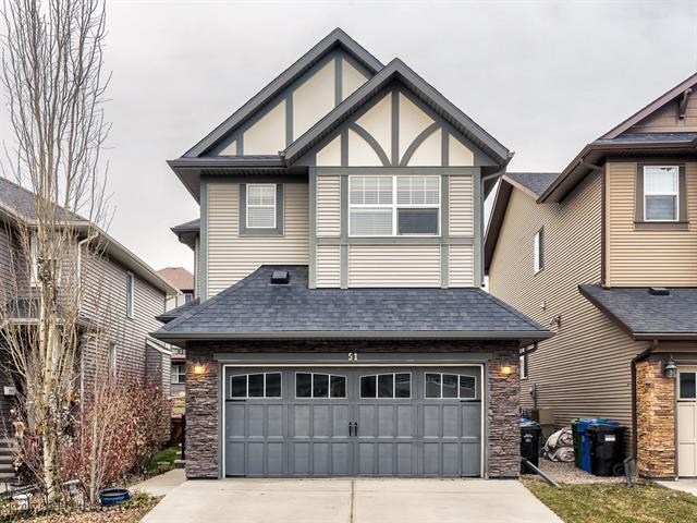 51 Sage Valley Green NW, Calgary, AB T3P 0H7 (#C4217827) :: Canmore & Banff