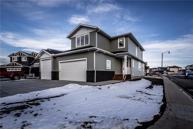 802 Hampshire Place NE, High River, AB T1V 0B1 (#C4217838) :: Redline Real Estate Group Inc