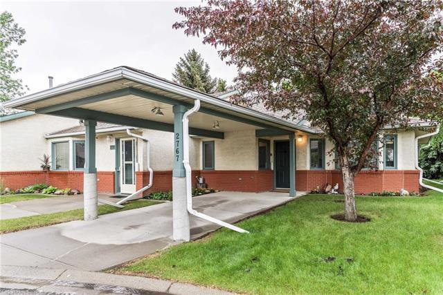 2767 Dovely Park SE, Calgary, AB T2B 3G8 (#C4217846) :: Redline Real Estate Group Inc