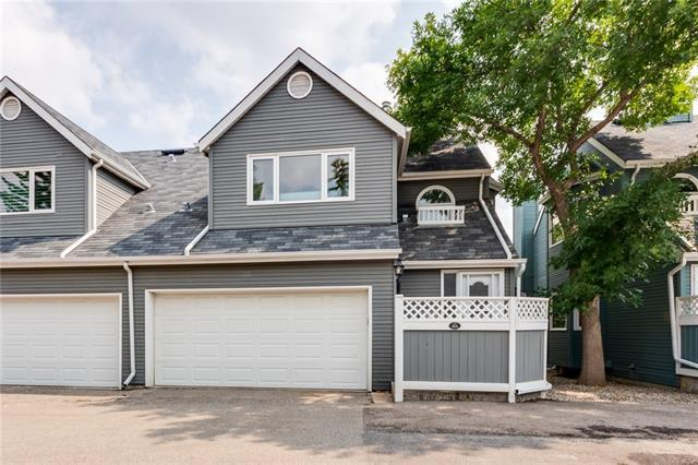 300 Edgedale Drive NW #314, Calgary, AB T3A 4A7 (#C4217848) :: Redline Real Estate Group Inc