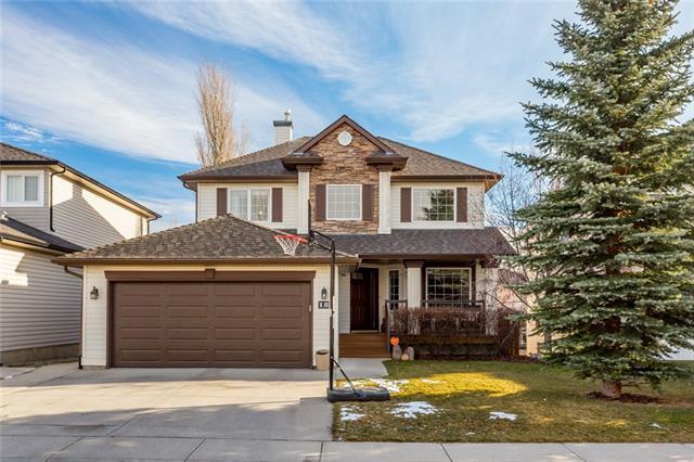 18 Tuscany Hills Crescent NW, Calgary, AB T3L 1Z8 (#C4217858) :: Canmore & Banff