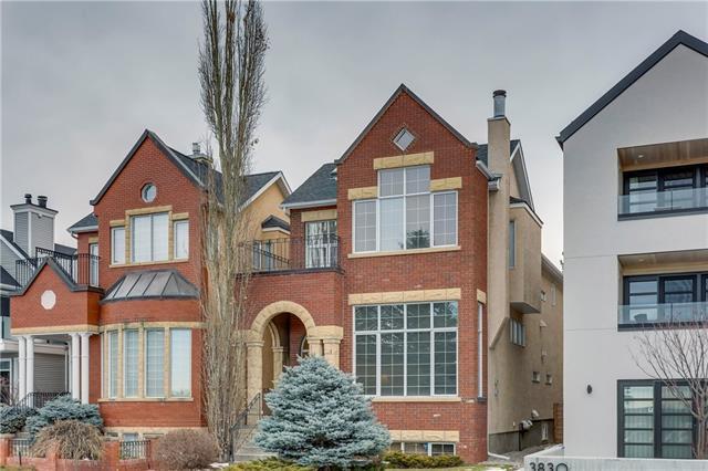 3828B 1A Street SW, Calgary, AB T2S 1R5 (#C4217888) :: Redline Real Estate Group Inc