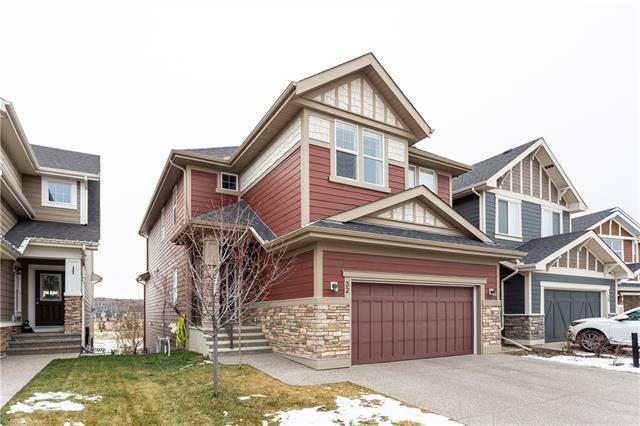 32 Sunset Manor, Cochrane, AB T4C 0N2 (#C4217901) :: Calgary Homefinders