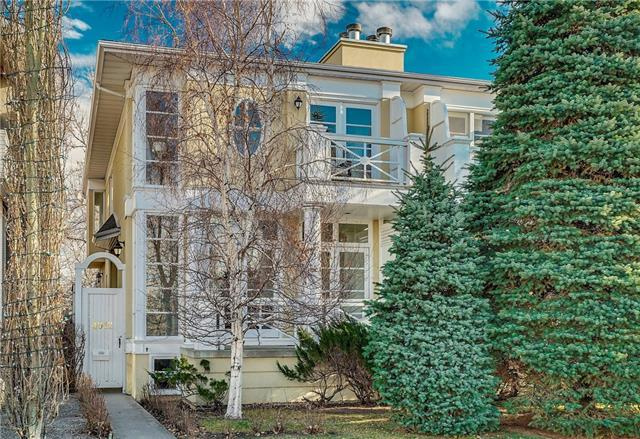 4012 1A Street SW, Calgary, AB T2S 1R7 (#C4217943) :: Redline Real Estate Group Inc