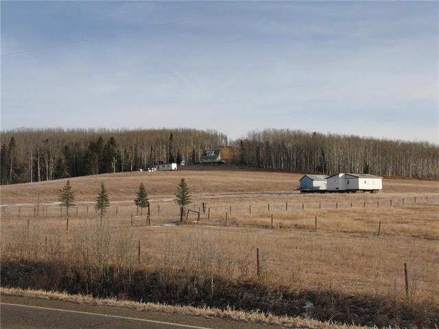 33333 584 Highway #20, Rural Mountain View County, AB T0M 1X0 (#C4217946) :: Redline Real Estate Group Inc